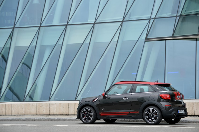 GALLERY: MINI Countryman, Paceman facelift detailed Image #258525