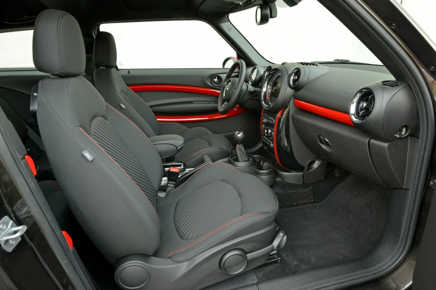 GALLERY: MINI Countryman, Paceman facelift detailed Image #258435
