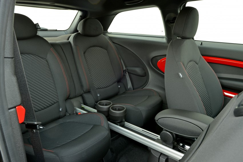 GALLERY: MINI Countryman, Paceman facelift detailed Image #258416