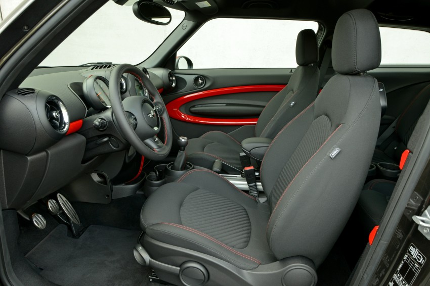 GALLERY: MINI Countryman, Paceman facelift detailed Image #258425
