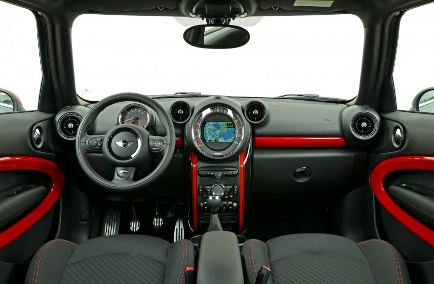 GALLERY: MINI Countryman, Paceman facelift detailed Image #258462