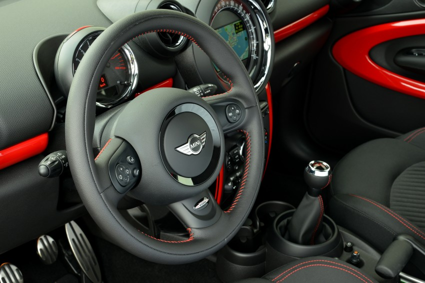 GALLERY: MINI Countryman, Paceman facelift detailed Image #258454