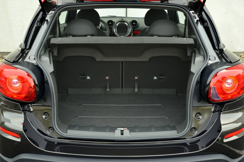 GALLERY: MINI Countryman, Paceman facelift detailed Image #258430