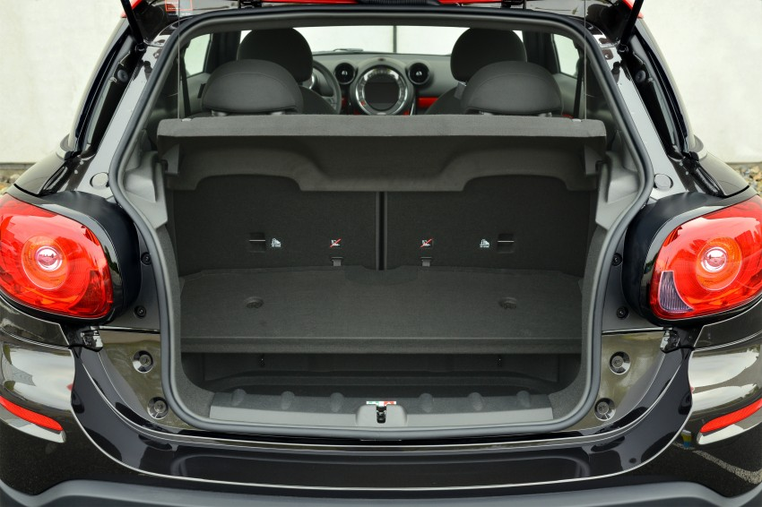 GALLERY: MINI Countryman, Paceman facelift detailed Image #258434