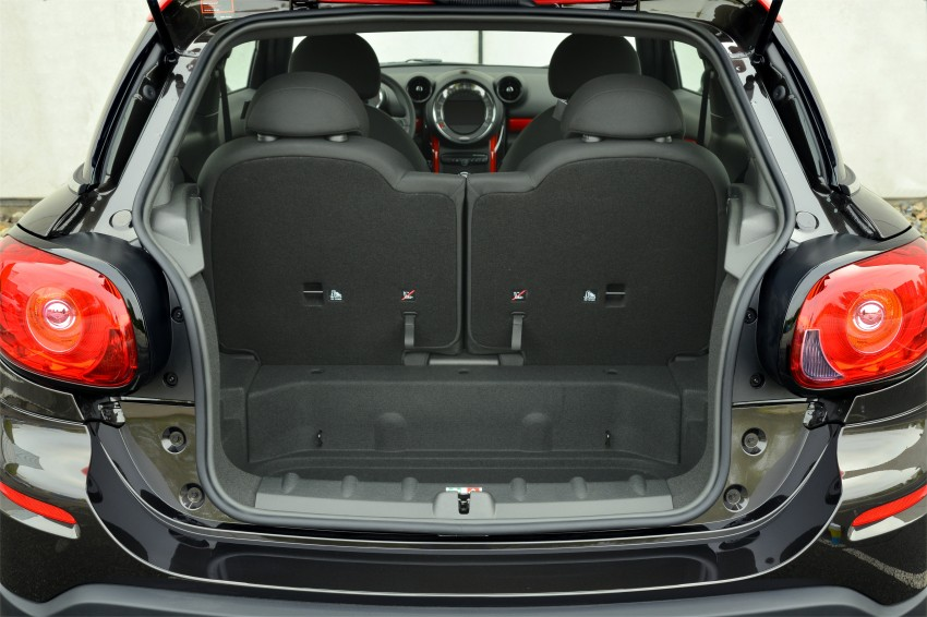 GALLERY: MINI Countryman, Paceman facelift detailed Image #258431
