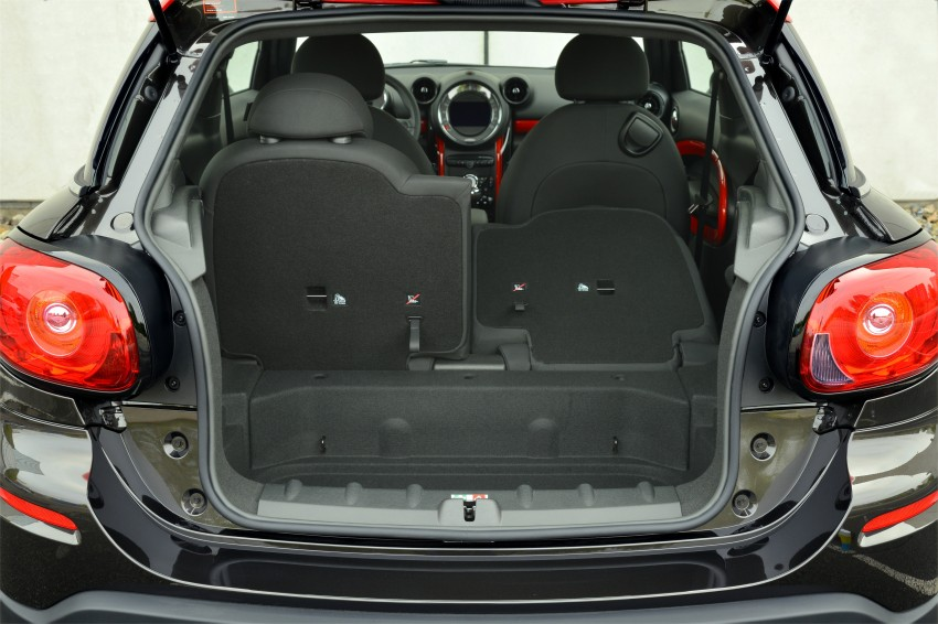 GALLERY: MINI Countryman, Paceman facelift detailed Image #258433