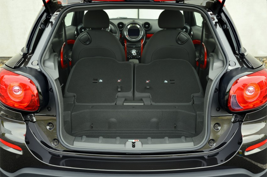 GALLERY: MINI Countryman, Paceman facelift detailed Image #258436