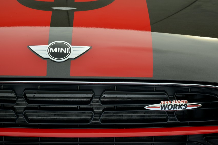 GALLERY: MINI Countryman, Paceman facelift detailed Image #258474
