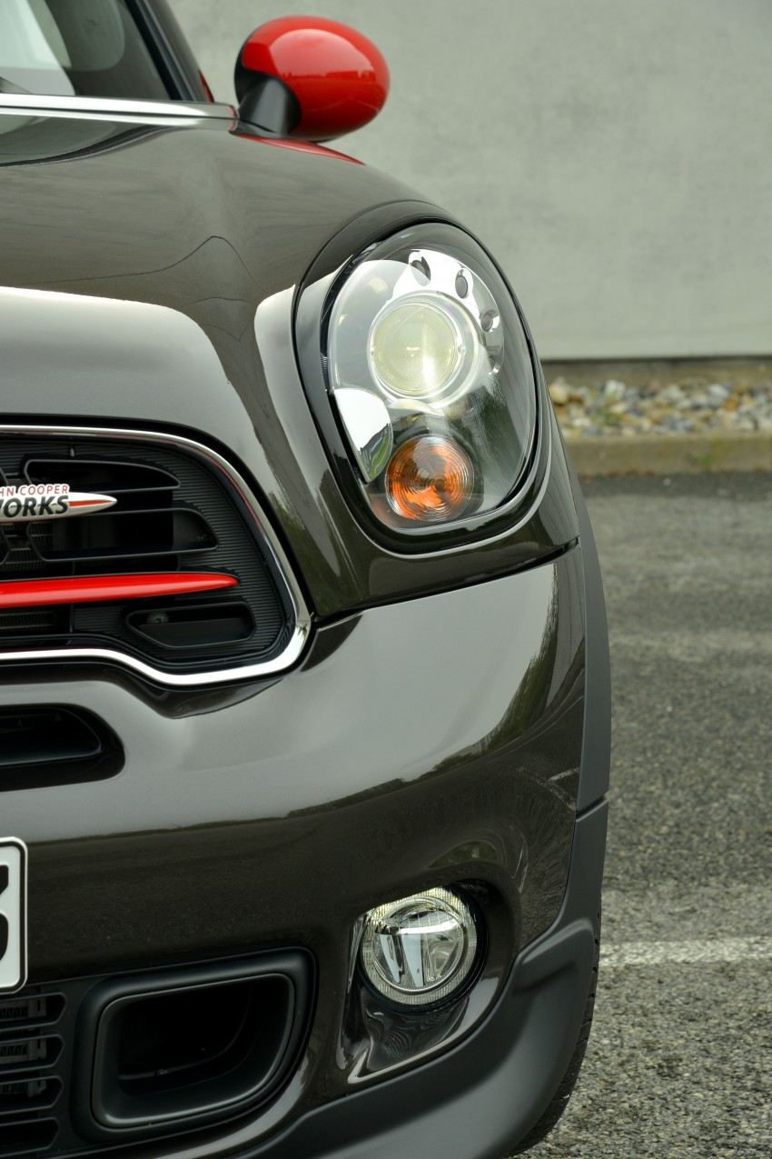 GALLERY: MINI Countryman, Paceman facelift detailed Image #258484