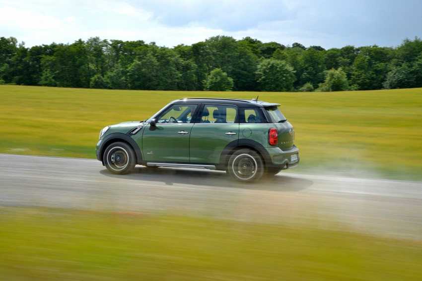 GALLERY: MINI Countryman, Paceman facelift detailed Image #258276