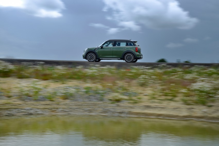GALLERY: MINI Countryman, Paceman facelift detailed Image #258292