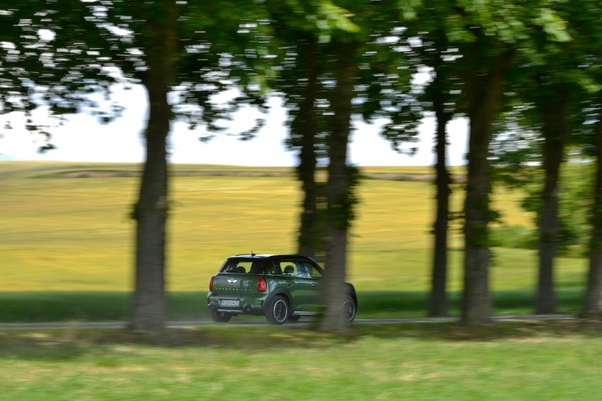 GALLERY: MINI Countryman, Paceman facelift detailed Image #258242