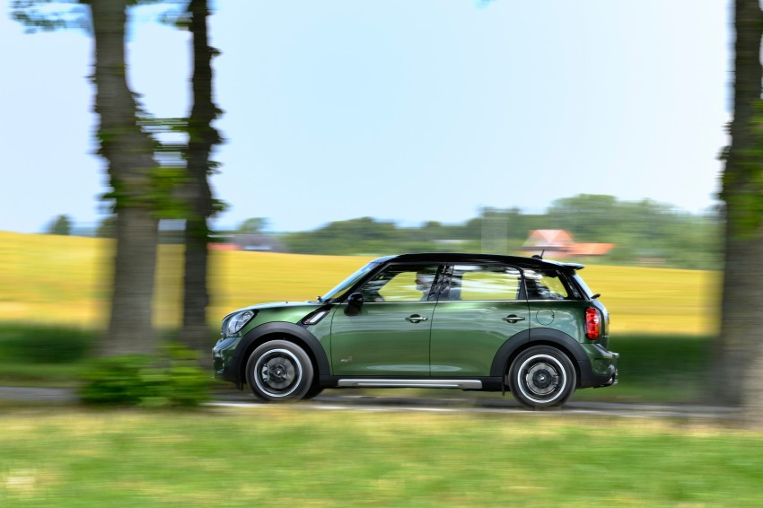 GALLERY: MINI Countryman, Paceman facelift detailed Image #258344