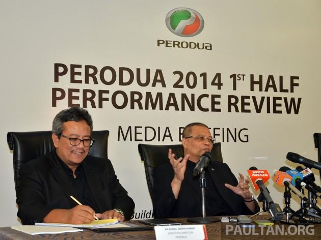Perodua H1 2014