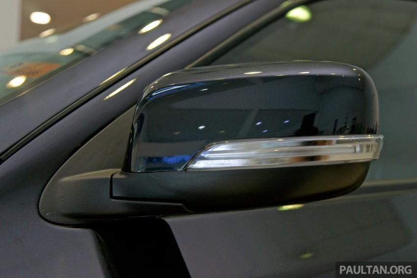 GALLERY: Proton Saga FLX Executive and Proton Persona Executive now in showrooms Image #258759