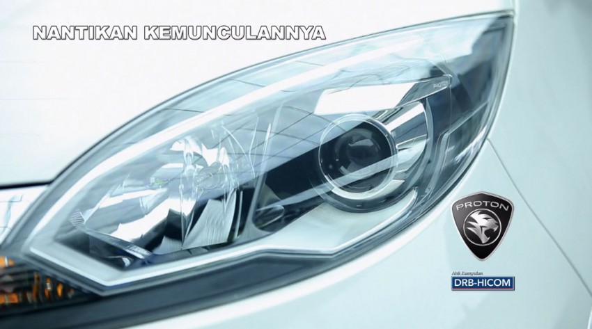 Proton teases new GSC hatchback in Raya 2014 ad Image #260325