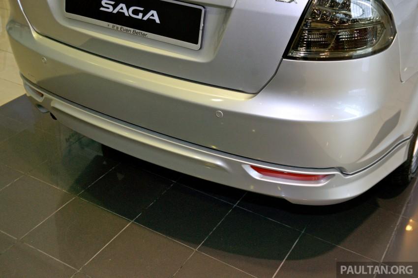 GALLERY: Proton Saga FLX Executive and Proton Persona Executive now in showrooms Image #258791
