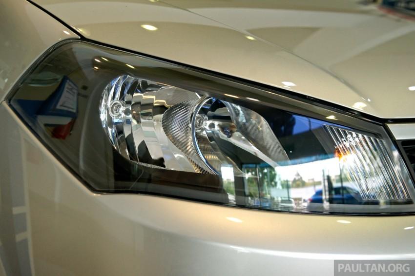 GALLERY: Proton Saga FLX Executive and Proton Persona Executive now in showrooms Image #258806