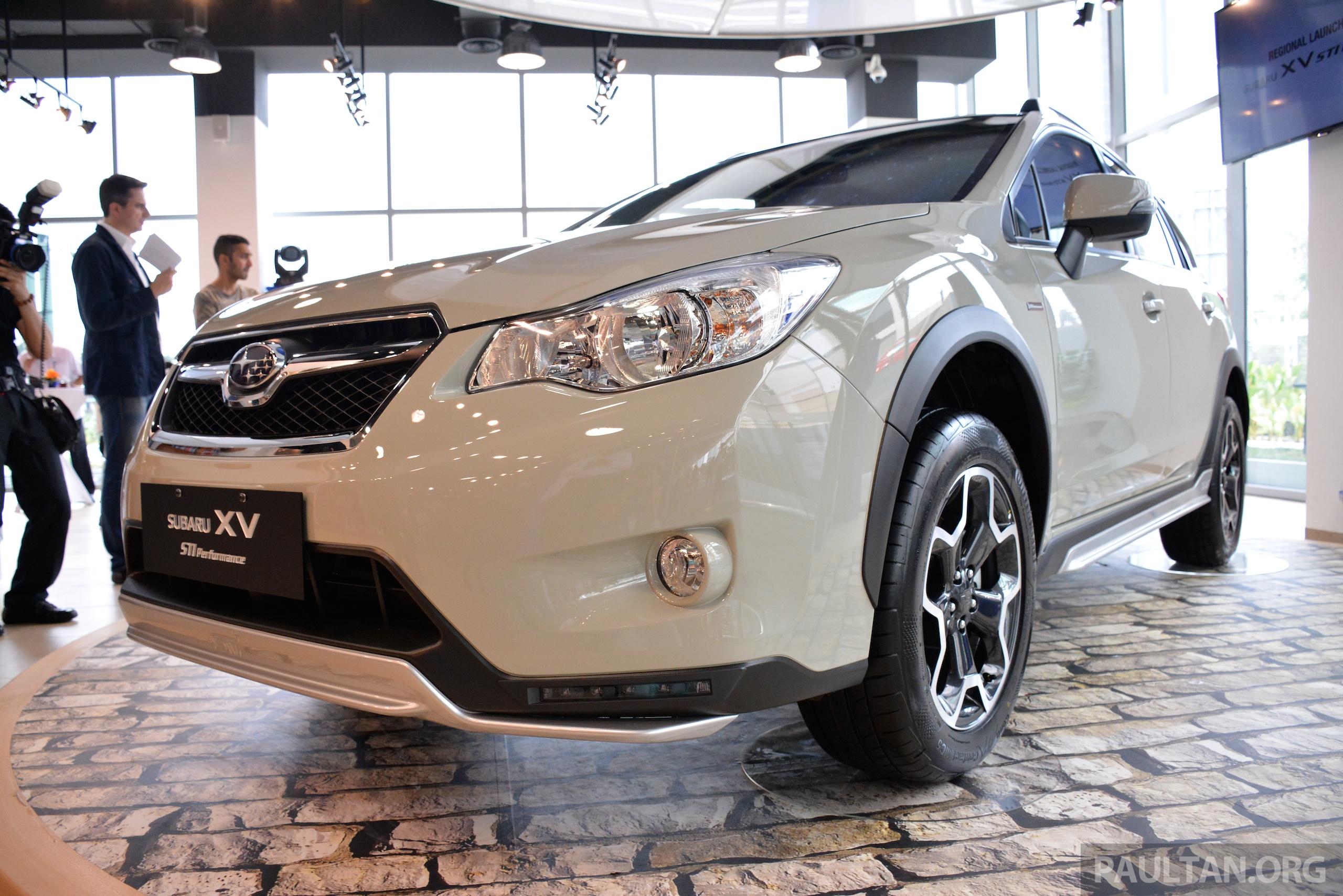 Subaru XV STI Performance Edition debuts – RM144k Image 258015
