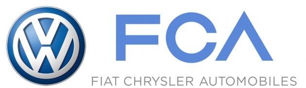 VW FCA logo