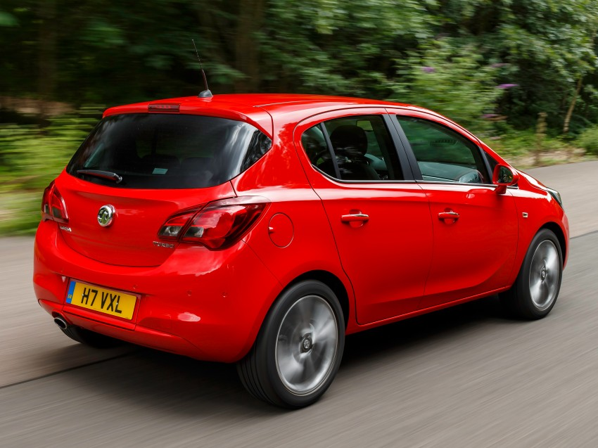 Vauxhall/Opel Corsa – fourth-gen supermini unveiled Paul Tan - Image 257659