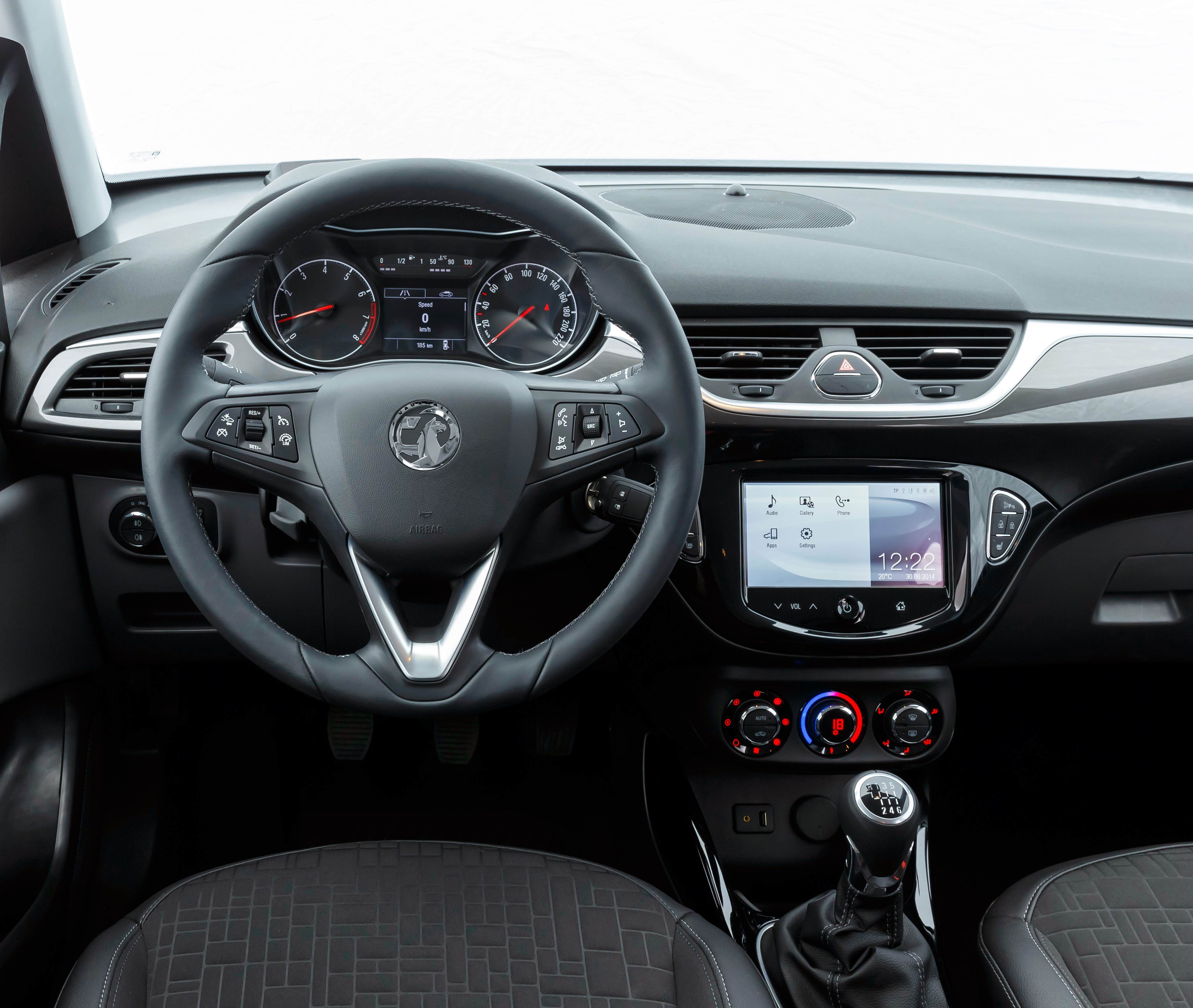 Vauxhall opel corsa fourth gen supermini unveiled image for Interior opel corsa 2017