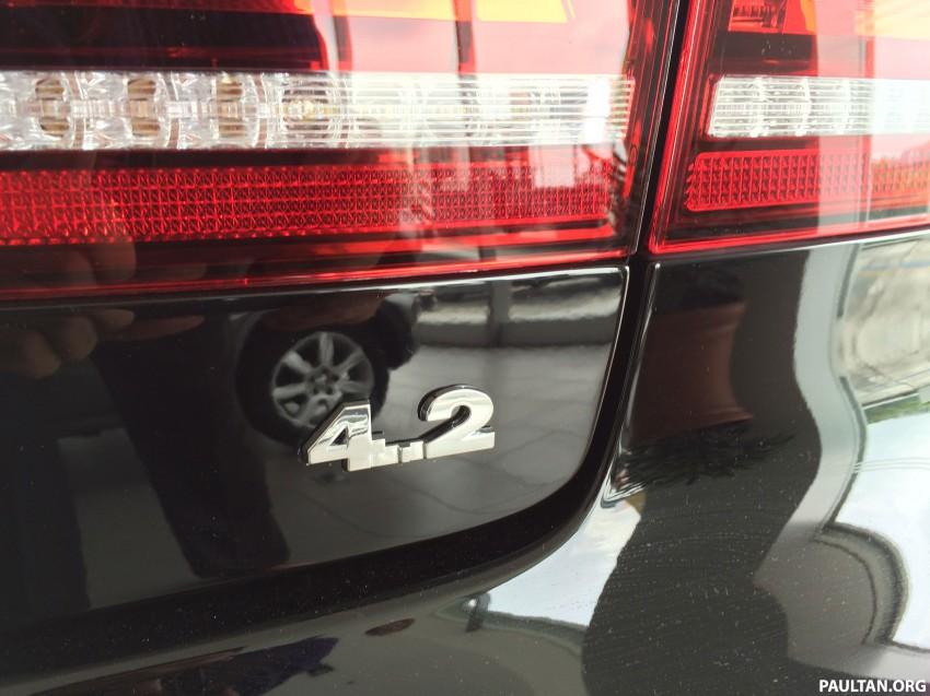 Volkswagen Phaeton 4.2 V8 on display at Glenmarie showroom – RM639k after discount Image #260215