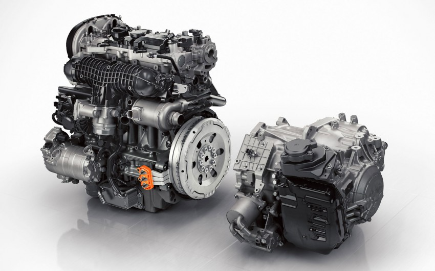 Volvo XC90 – upcoming powertrains detailed, includes T8 plug-in hybrid with 400 hp from four cylinders! Image #257528