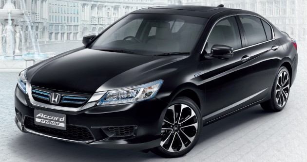 Wonderful 2014 Honda Accord Hybrid Makes Thai Debut, Honda Malaysia Studying Possible  Malaysian Launch