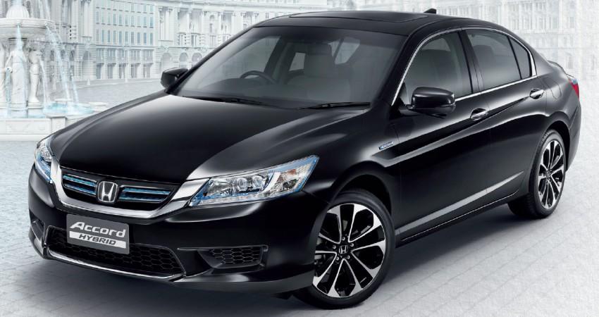 2014 Honda Accord Hybrid makes Thai debut, Honda Malaysia studying possible Malaysian launch Image #256605