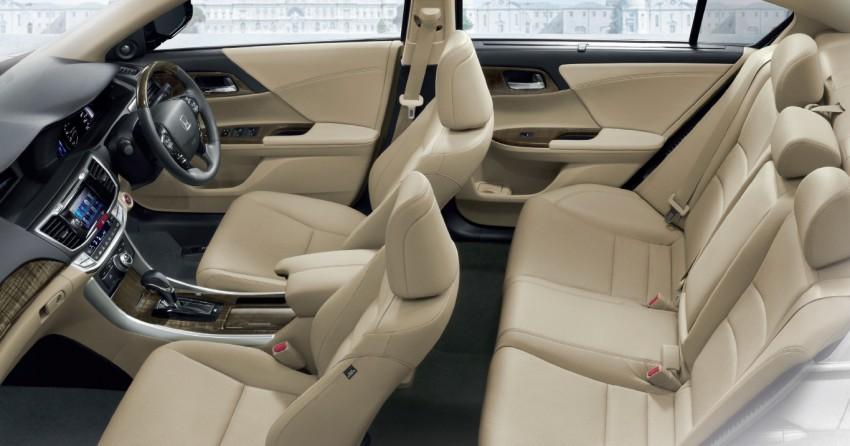 2014 Honda Accord Hybrid makes Thai debut, Honda Malaysia studying possible Malaysian launch Image #256608