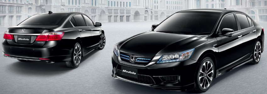 2014 Honda Accord Hybrid makes Thai debut, Honda Malaysia studying possible Malaysian launch Image #256613