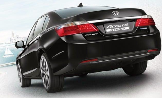 accord hybrid 10