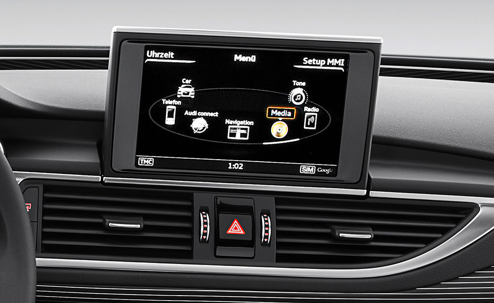 Apple Carplay And Android Auto Going Into Audi Mmi Image