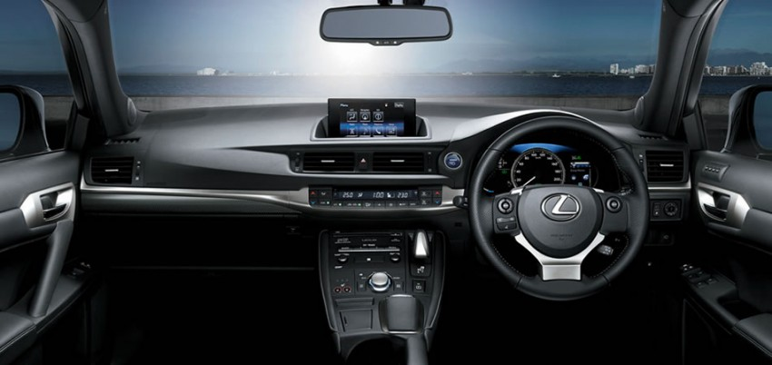 2014 Lexus CT 200h facelift now in Malaysia – price with full tax from RM257k, F Sport RM325k Image #259567