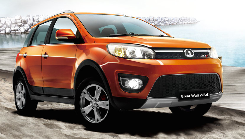 Great Wall Haval M4 teased – priced from 'RM4x,xxx' Image #256593