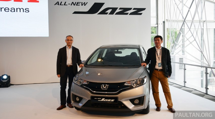 2014 Honda Jazz launched in Malaysia – RM73k-RM88k Image #259066