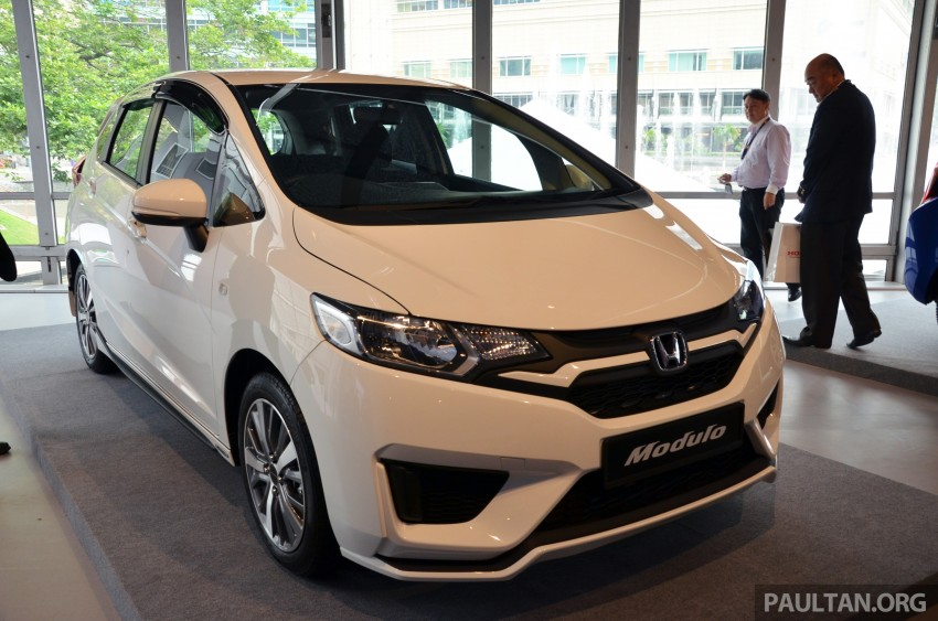 2014 Honda Jazz launched in Malaysia – RM73k-RM88k Image #259068