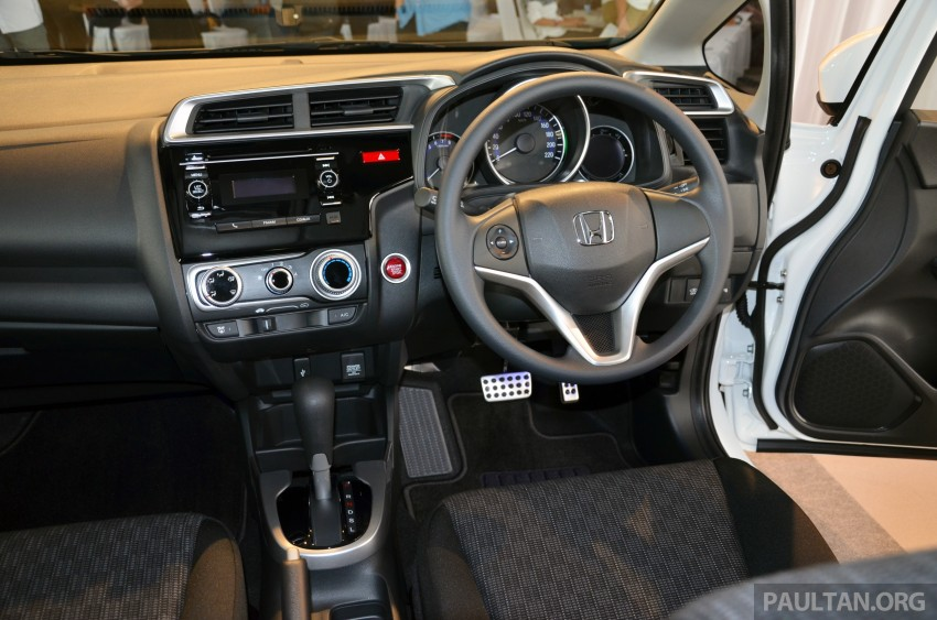 2014 Honda Jazz launched in Malaysia – RM73k-RM88k Image #259070