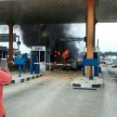 kesas accident fire 5