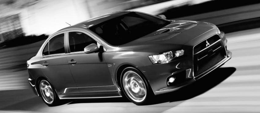2015 Mitsubishi Lancer Evolution unveiled for the US Image #257883