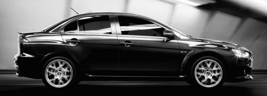 2015 Mitsubishi Lancer Evolution unveiled for the US Image #257884