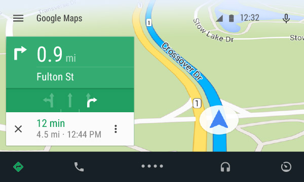 Android Auto – new in-car OS to battle Apple CarPlay Image #256759