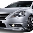 01_Nissan Sylphy_Tuned By IMPUL_Front