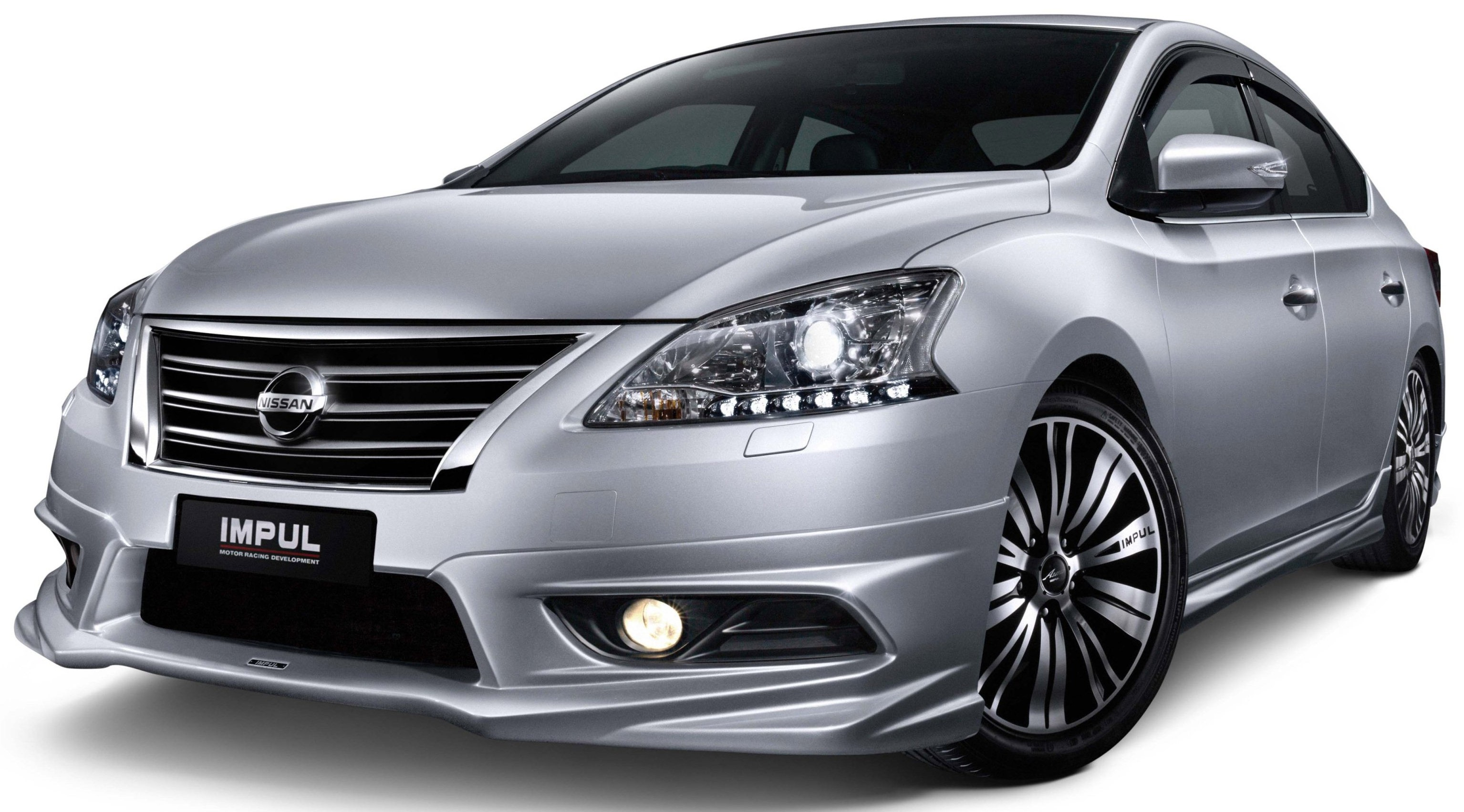 Nissan Sylphy Tuned By Impul introduced – aerokit, bigger ...
