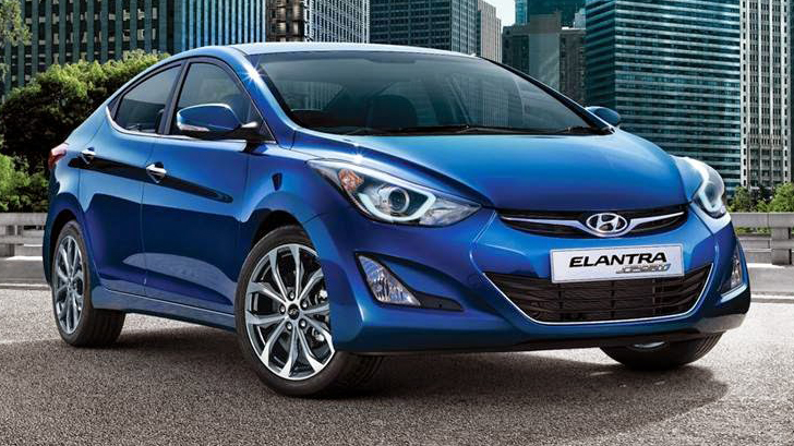 Malaysian Assembled Hyundai Elantra Facelift Arrives In Thailand Malaysia To Get It Next