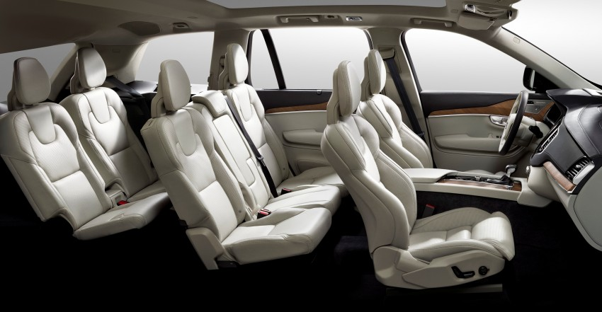 2015 Volvo XC90 – second-gen 7-seat SUV unveiled Image #266231