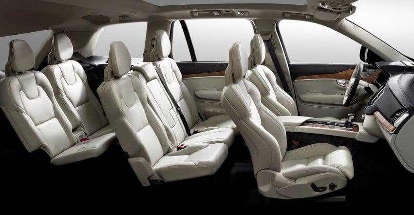 2015 Volvo XC90 – second-gen 7-seat SUV unveiled Image #266231