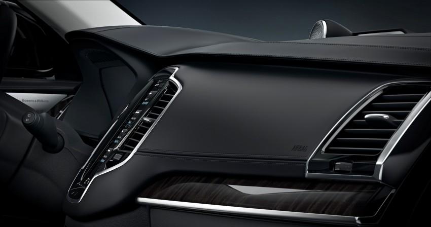 2015 Volvo XC90 – second-gen 7-seat SUV unveiled Image #266243