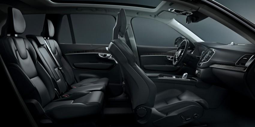 2015 Volvo XC90 – second-gen 7-seat SUV unveiled Image #266247